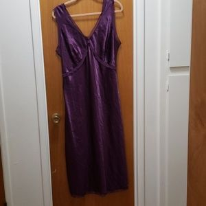 Slip dress, lounge wear